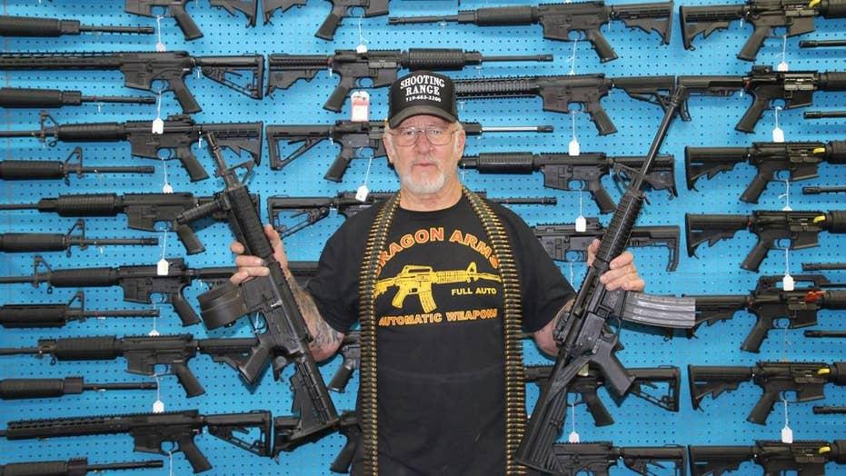 Gun owner in Colorado offers rabbis free AR-15s