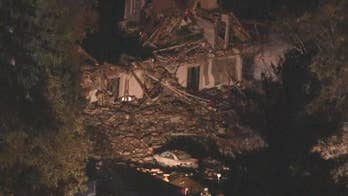 Massive explosion of Pennsylvania house is felt in New Jersey, officials say