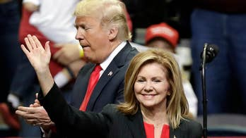 Trump goes all-in in tight Tennessee Senate race
