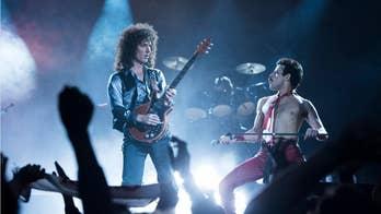 Freddie Mercury biopic 'Bohemian Rhapsody' debuts at No. 1