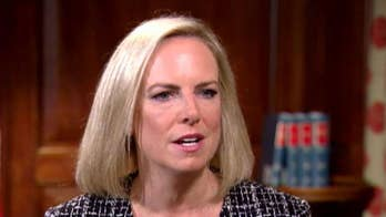 DHS Secretary Nielsen: Some caravan migrants come from Middle East