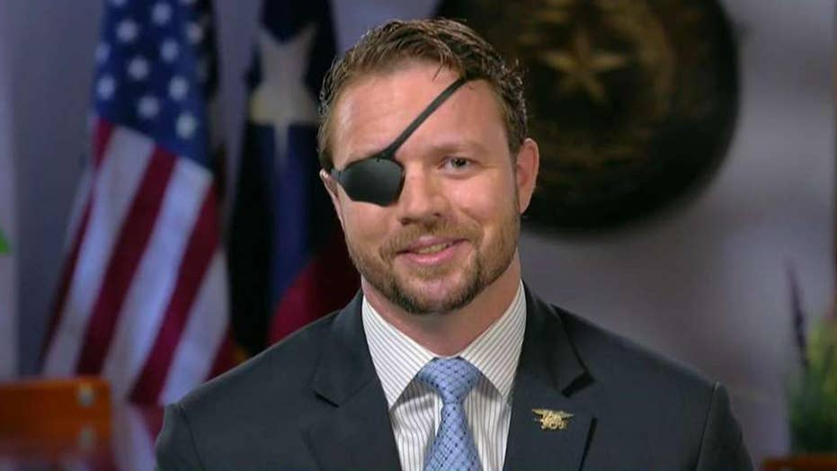 Dan Crenshaw won't demand an apology from Pete Davidson, NBC