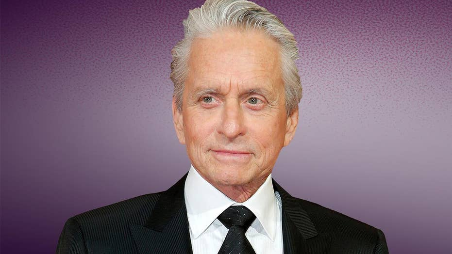 Michael Douglas finally gets his due