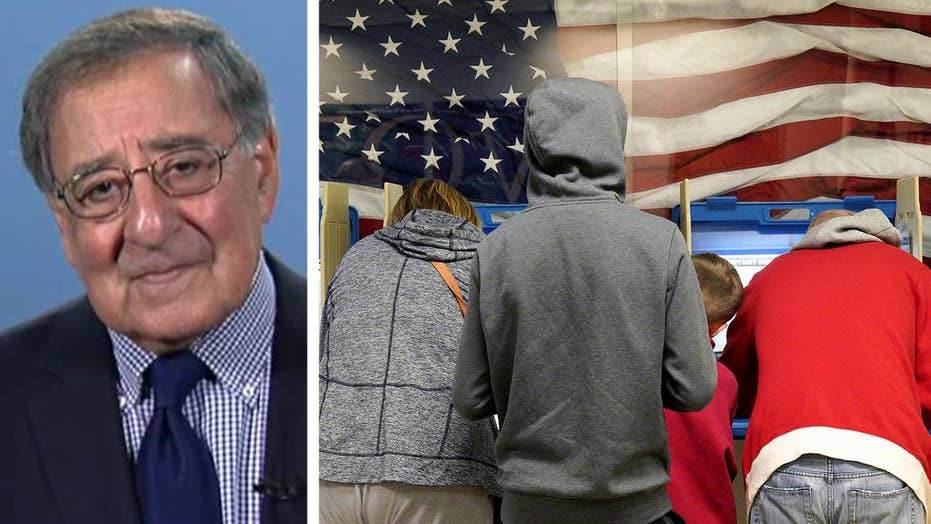 Leon Panetta: It will be an election based on turnout