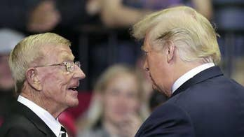 Lou Holtz gives his take on the Indiana Senate race