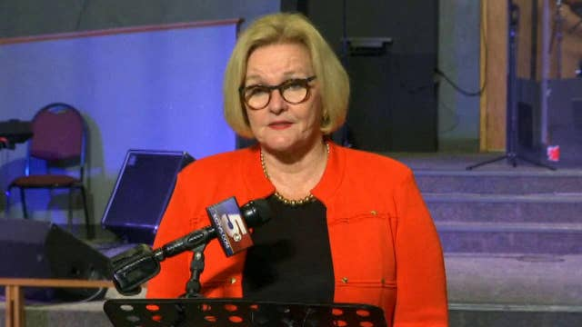 McCaskill: I don't really care if Dems retake Senate