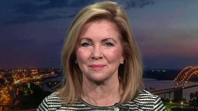 Blackburn: Senate race looking good in Tennessee