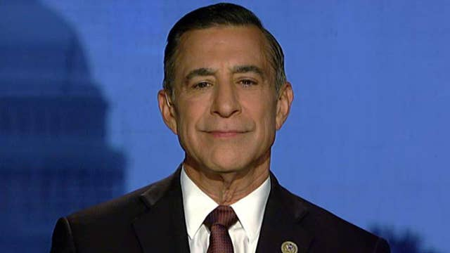 Issa reacts to the likelihood of a Democrat filling his seat