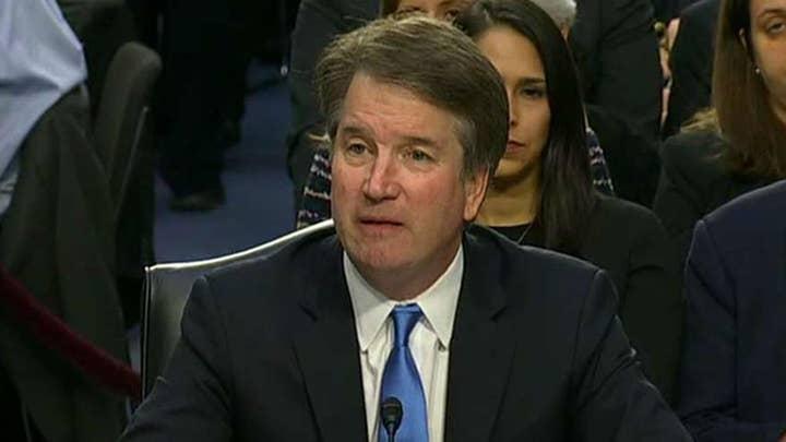Kavanaugh accuser recants assault story
