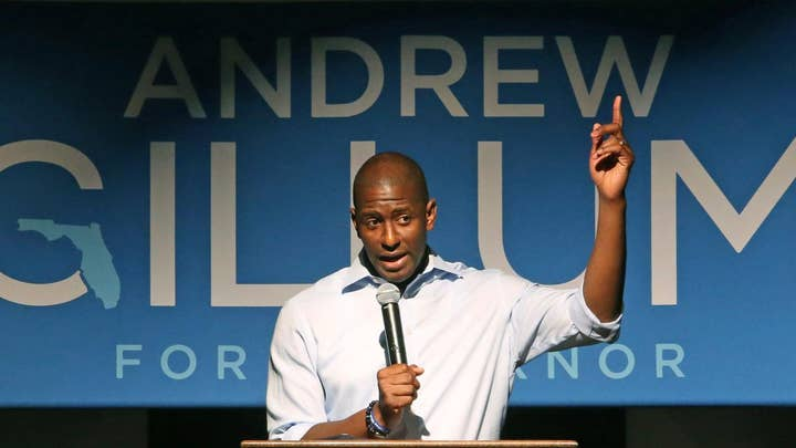 Gillum ends campaign with star-studded concert rally