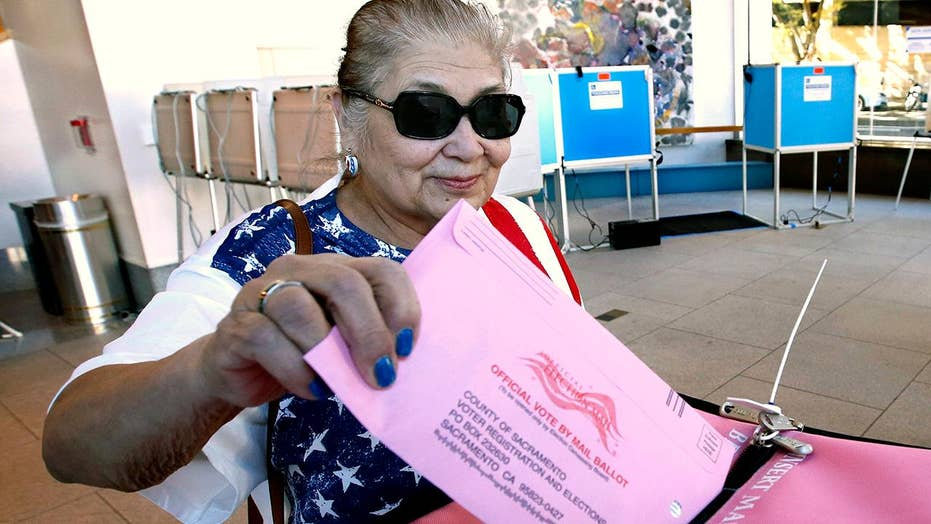 California Democrats eye traditionally Republican seats