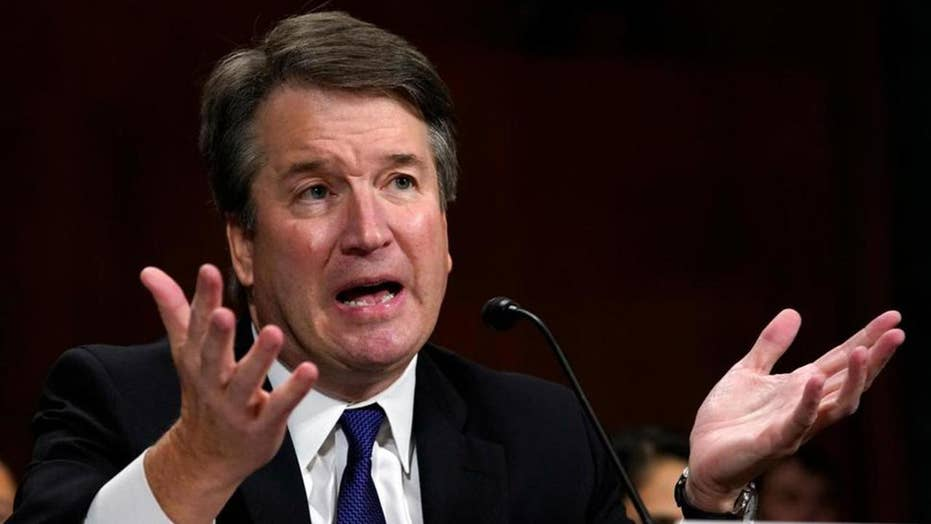 Kavanaugh report flies under the radar during midterms