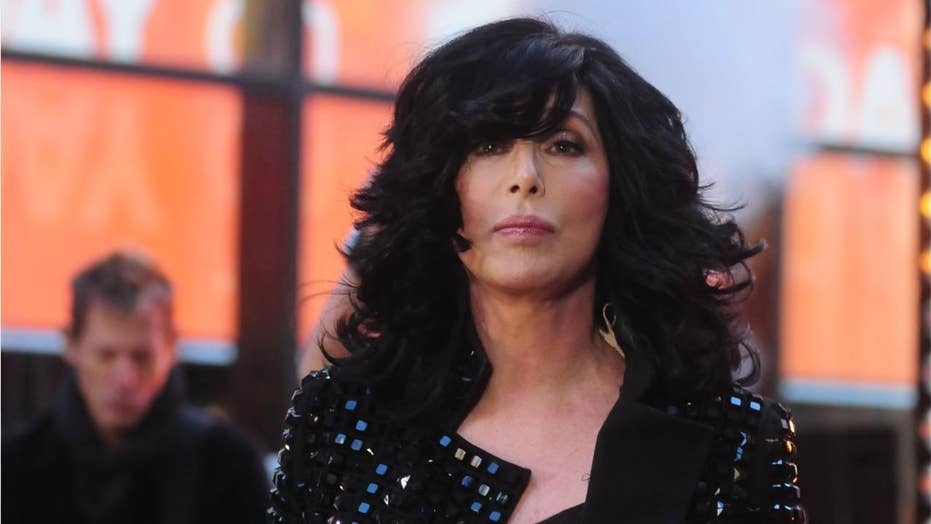 Cher speaks out about the midterm election