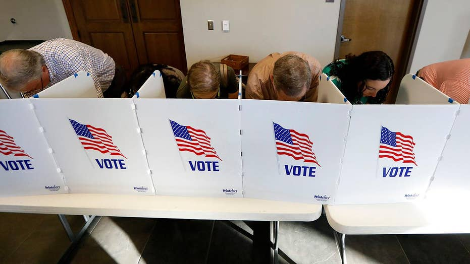 Homeland security closely monitoring midterm elections