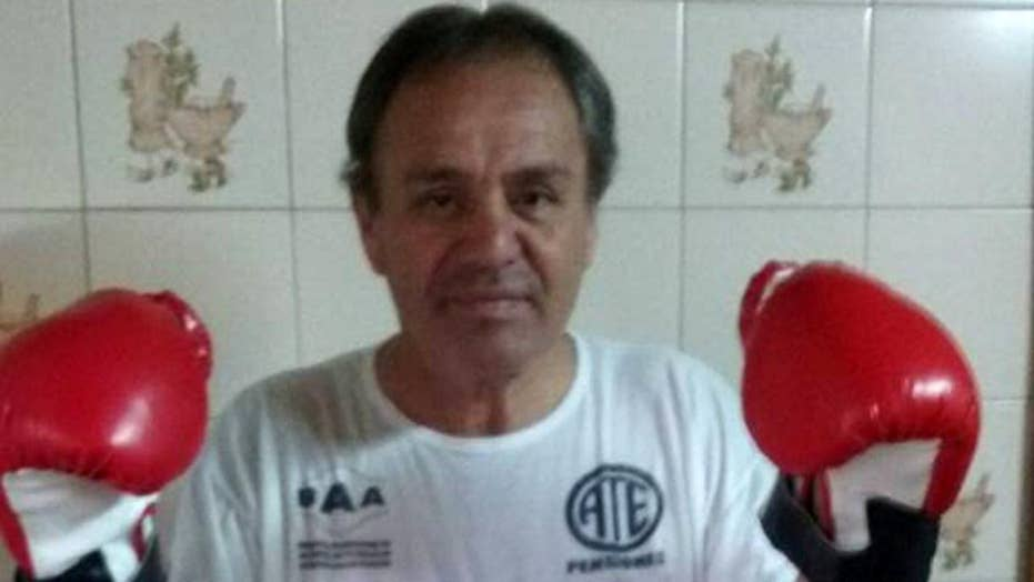 Former pro boxer chokes to death during croissant-eating contest