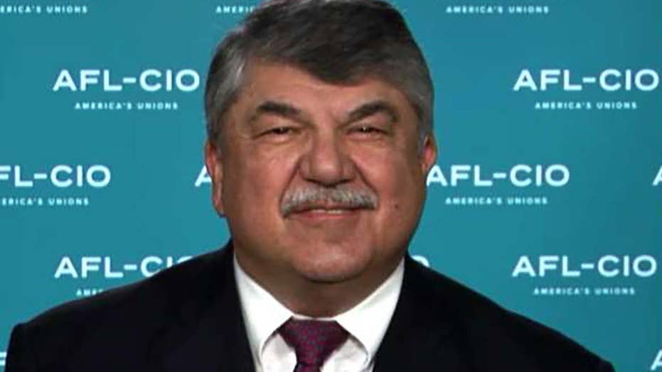AFL-CIO President Trumka on the 2018 midterms