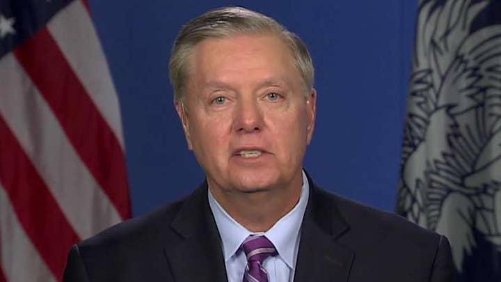 Sen. Graham: Conservative judicial train will keep running
