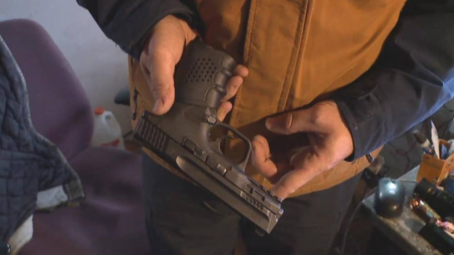 Gun owner saves mother of three from violent attack