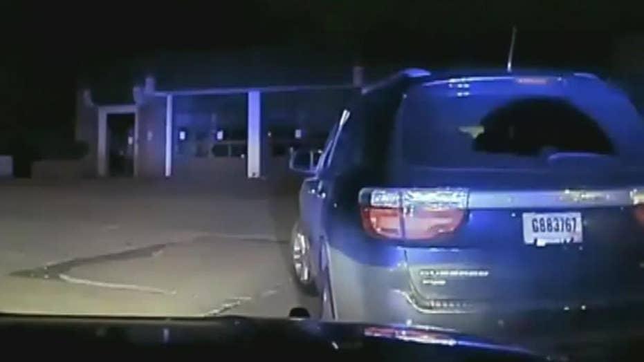 Ohio police pursue child driver