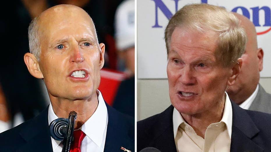 Florida Senate race could be headed for recount
