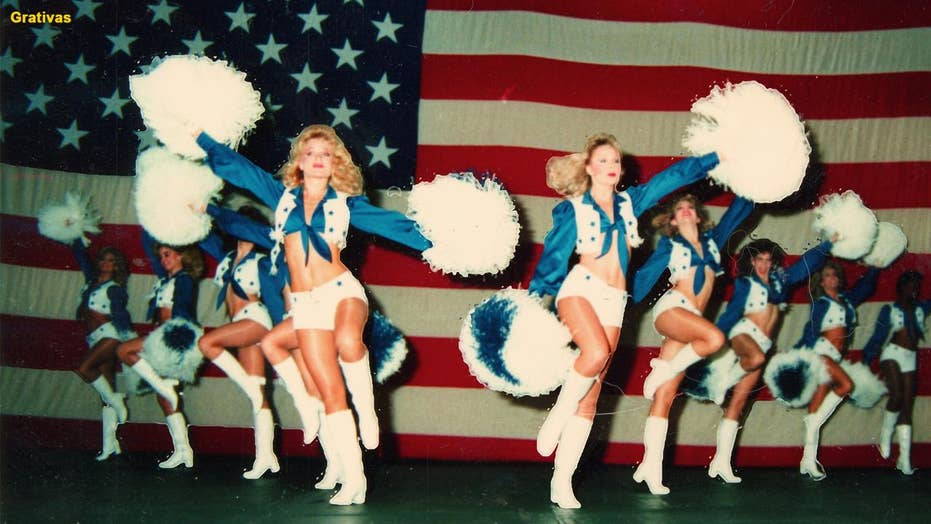 Former Dallas Cowboys Cheerleaders tell all in new doc