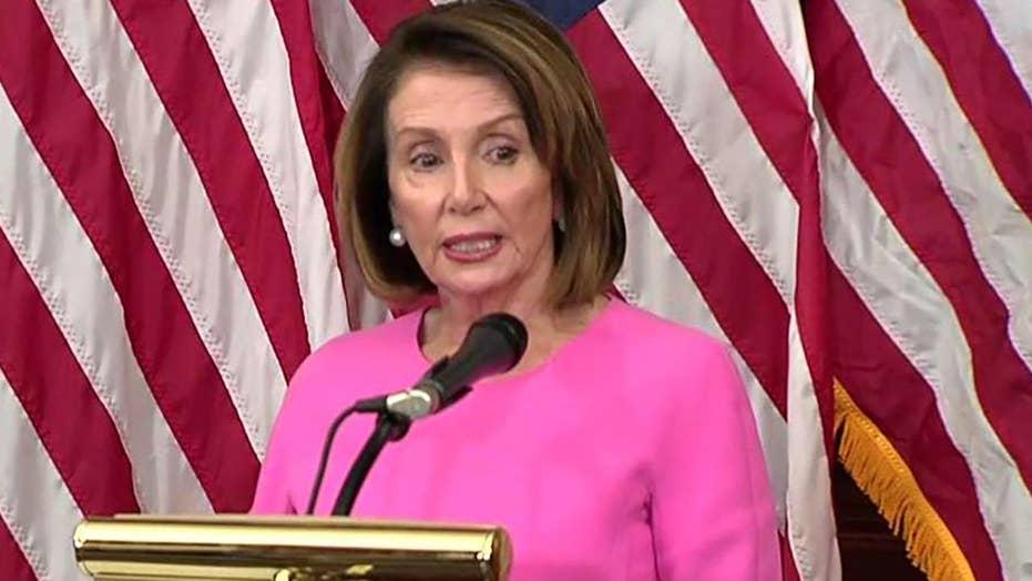 Pelosi: Election was vote to restore health of democracy
