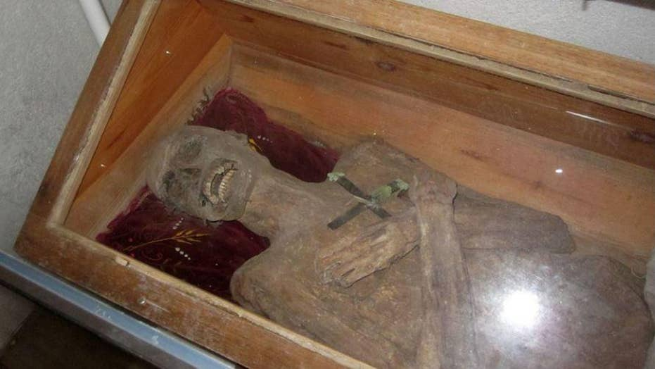 300-year-old mummy mystery solved