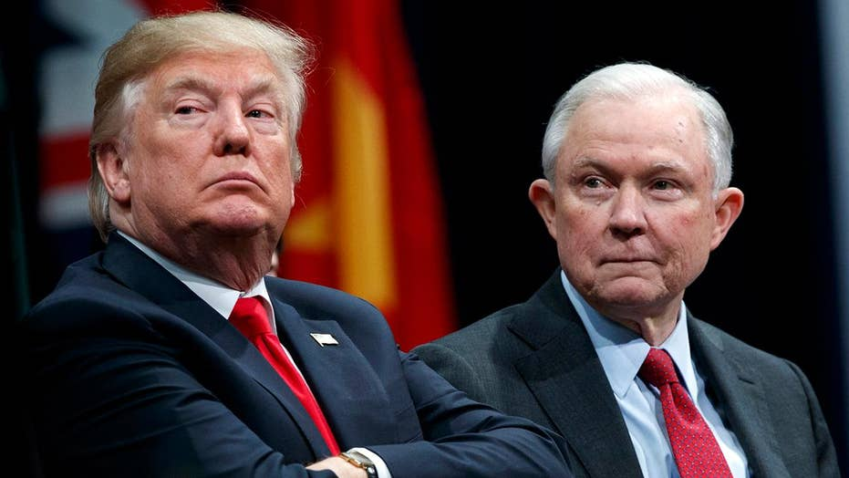 AG Sessions submits letter of resignation to White House