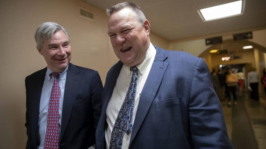 Montana Sen. Jon Tester projected to defeat Republican challenger