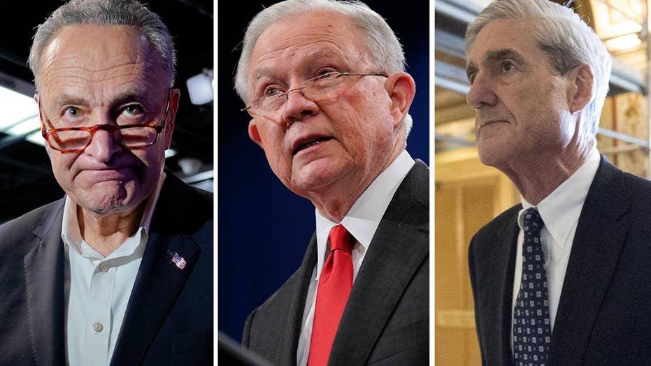 Sen. Schumer: Protecting Mueller, Russia probe is paramount.