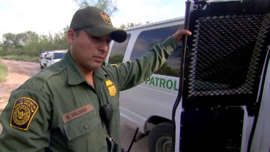 Fox News rides along with Border Patrol agents in Texas