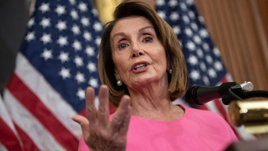 Dems ready to investigate Trump as Pelosi talks compromise