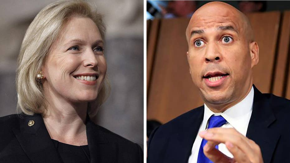 Democrats gear up for 2020 presidential race