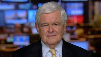 Newt Gingrich reacts to midterm results