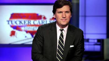 Fox News issues statement after mob targets Tucker's home