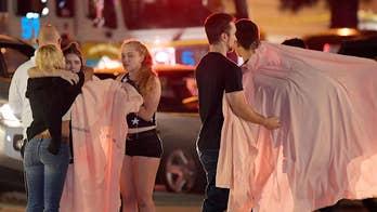 Gunman kills 12 at country music bar in southern California