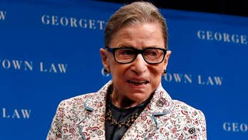 New questions over Justice Ruth Bader Ginsburg's health