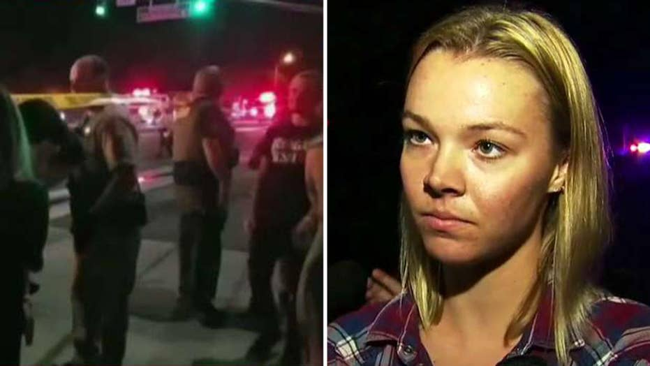 Witness shares first-hand account of California bar shooting
