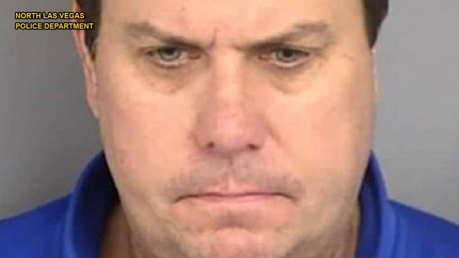 Sports director with NBC affiliate arrested for 'lewd acts' at Las Vegas bar