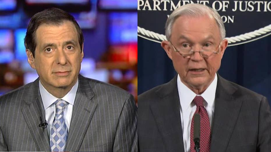 Kurtz: Uproar Fueled by Trump Naming Loyalist As Acting AG