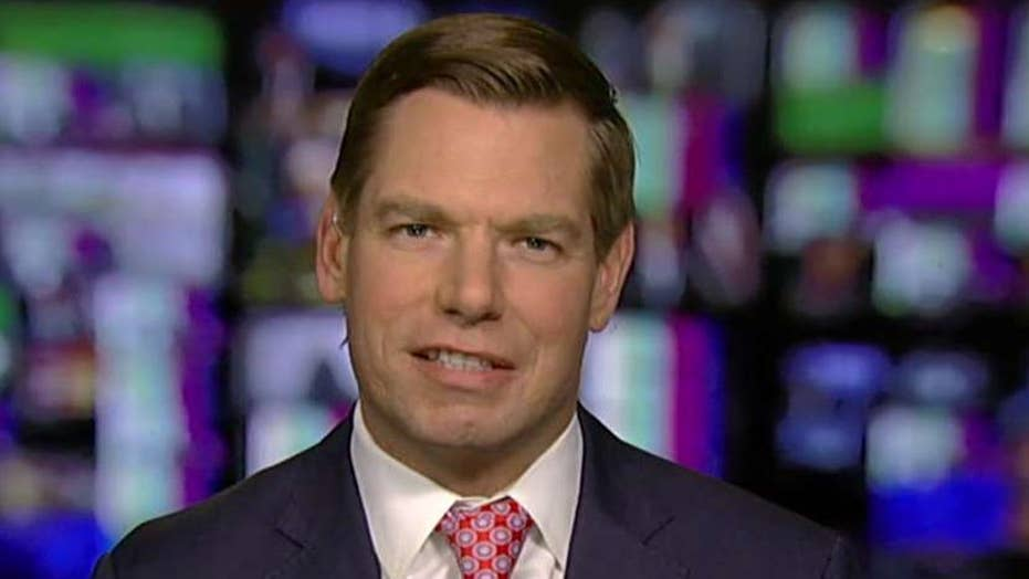 Swalwell: Absolutely looking at 2020 presidential run