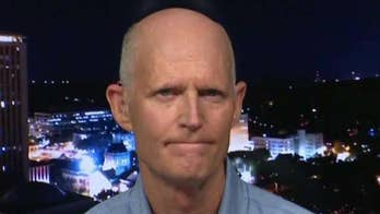 Rick Scott files suits against Palm Beach, Broward Counties
