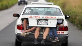 LGBT members of migrant caravan reach US border, say they endured verbal abuse by other migrants