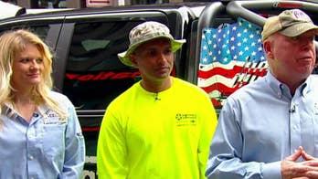 Veteran business spotlight: G-FORCE Parking Lot Striping