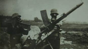World War I: 100 years on, the horrific legacy of chemical weapons endures