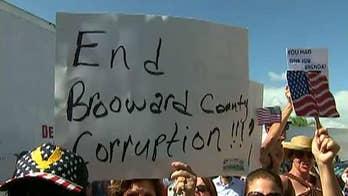 Rep. Gaetz slams 'banana republic of Broward County'
