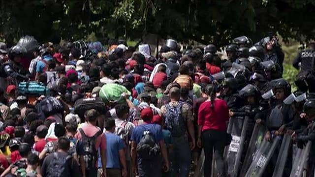 Trump administration tightens immigration asylum rules
