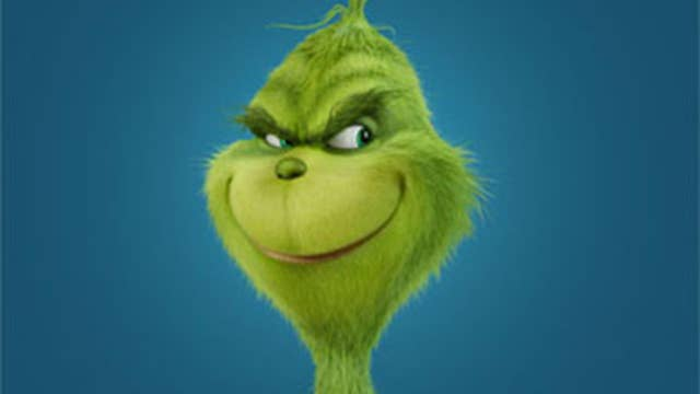New in Theaters: 'Dr. Seuss' The Grinch'
