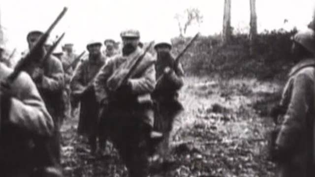 'War to end all wars': How World War I still resonates today