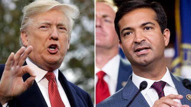 Outgoing GOP House members lash out at Trump